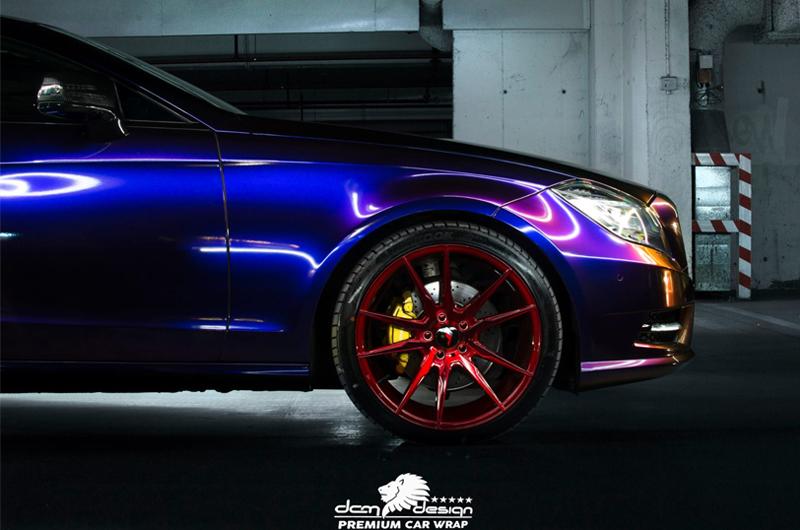 Mercedes Cls Roaring Thunder Dcm Design